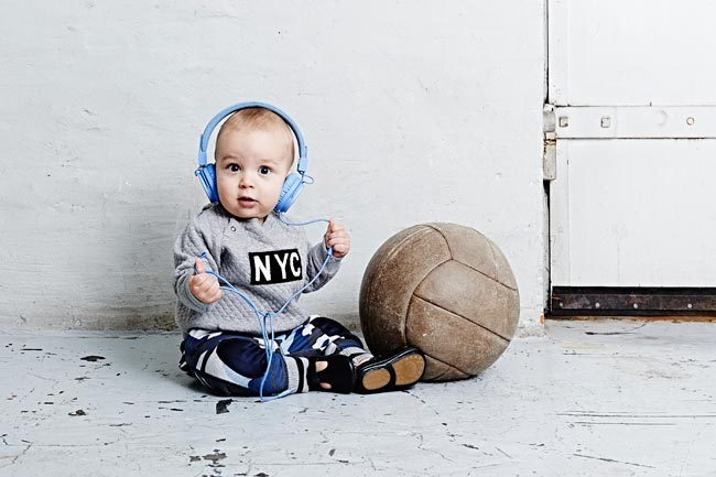 Petit by Sophie Schnoor Baby Boy Collection