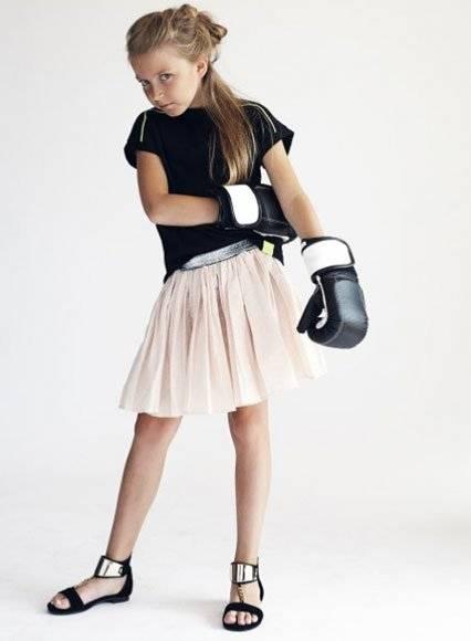 Petit by Sophie Schnoor Girls Boxer Look