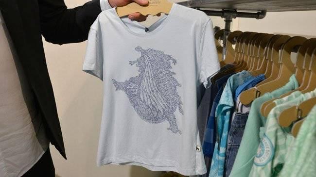 Shampoodle Monster Doodle Tshirt