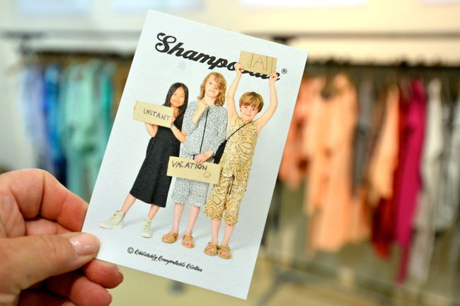 Shampoodle Instant Vacation SS15 Look Book