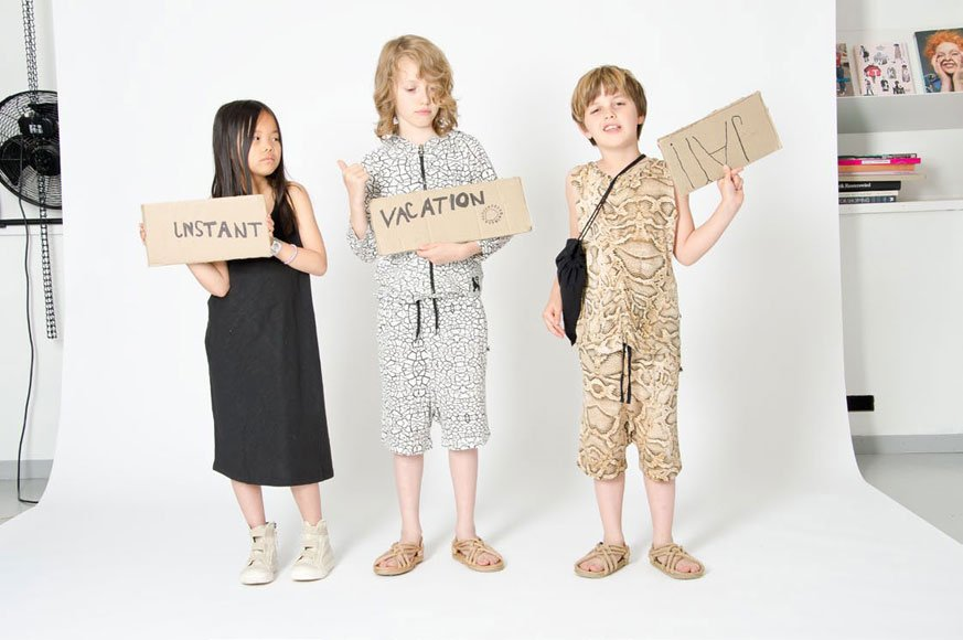Shampoodle Spring Summer 2015 Collection