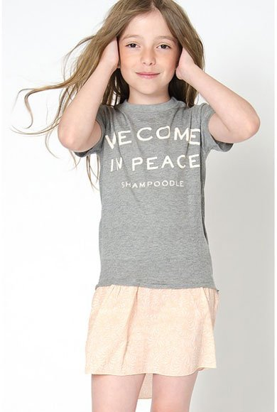Shampoodle We Come in Peace Dress
