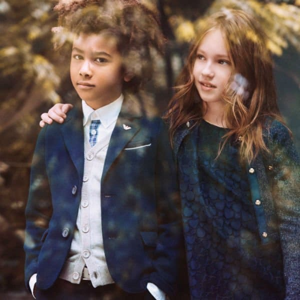 Armani Junior Boys & Girls Special Occasion Outfit