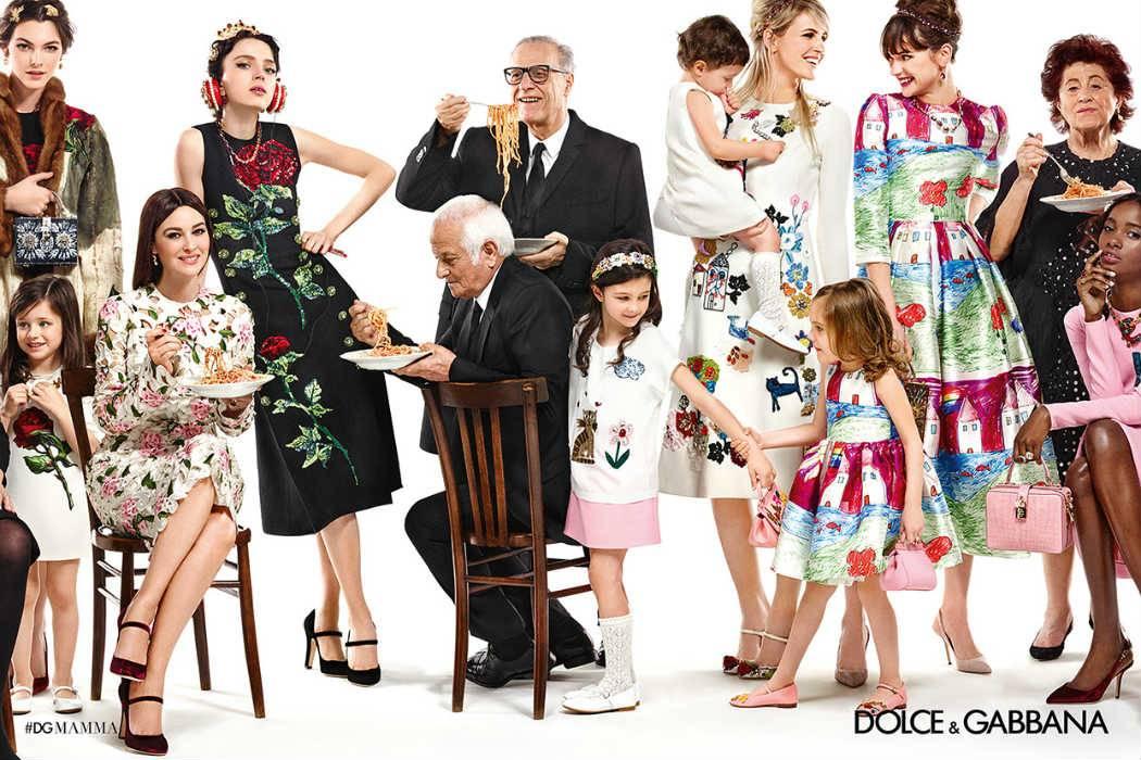 Dolce and Gabbana Fall Winter 2015