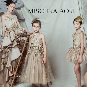 Mischka Aoki Girls Luxury She's A Beauty Dress