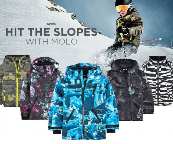 Hit the Ski Slopes with Molo