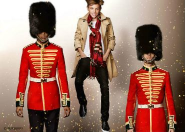 Burberry Romeo Fall Winter 2015 Campaign