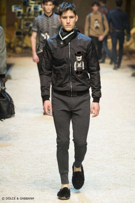 Dolce Gabbana Mens FW16 Cowboy Jacket