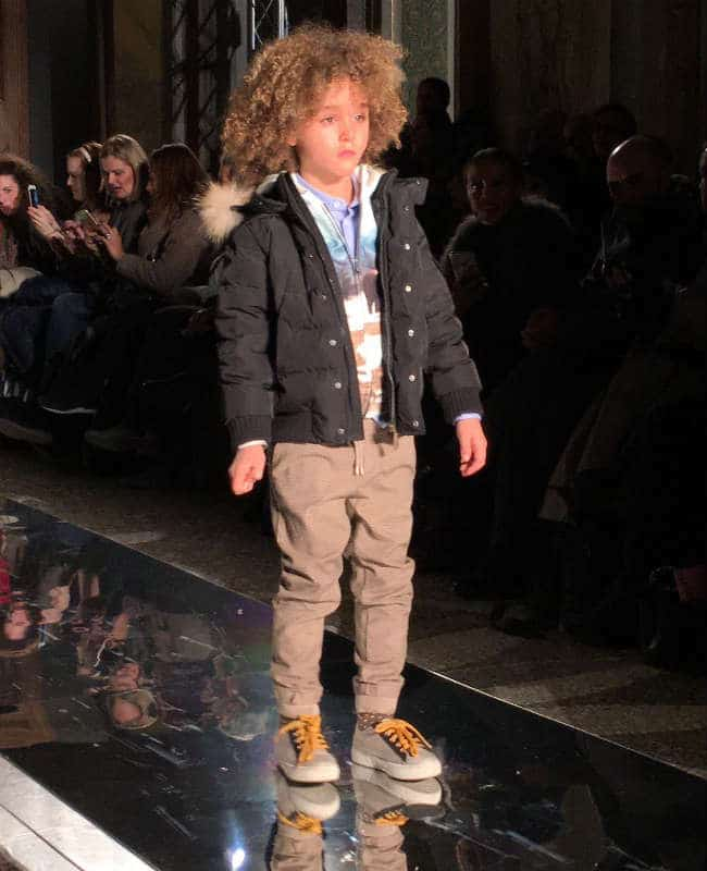 Monnalisa Hitch Hiker Boys FW16 Outfit