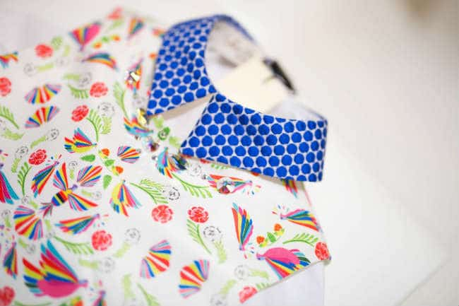 San Andres Bimbi Designer Girls Dresses