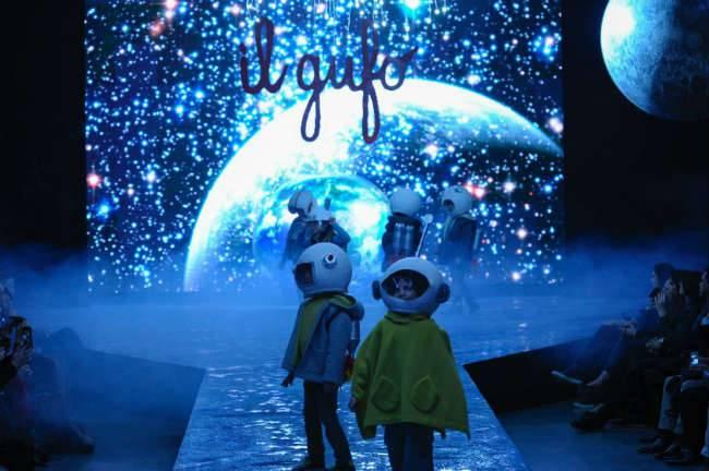 Il Gufo Space Kids Entrance
