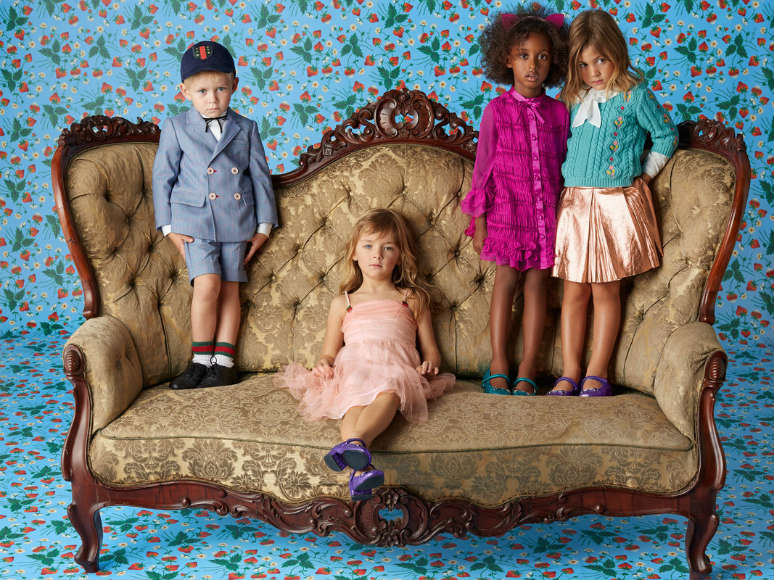 Gucci Children Spring Summer 2016