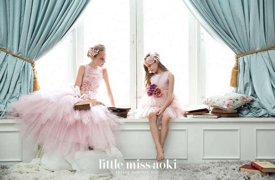 LITTLE MISS AOKI by Mischka Aoki