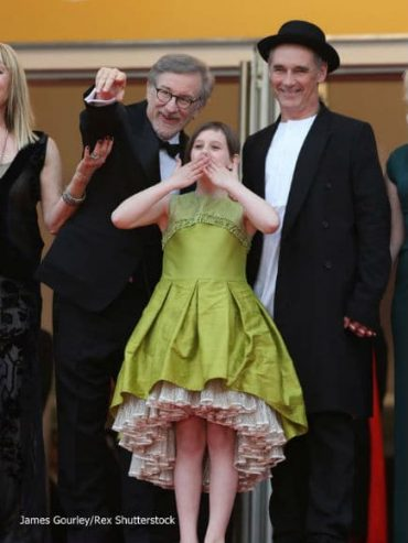 ruby barnhill the bfg cannes red carpet james gourley rex shutterstock 2