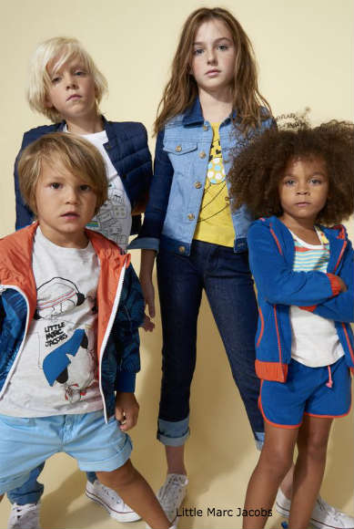 little marc jacobs kids spring summer 2016