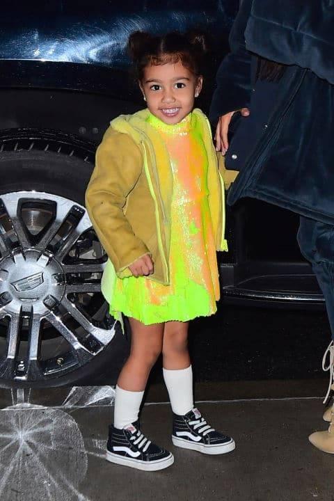 North West Kim Kardashian Launches Kids Fashion Line