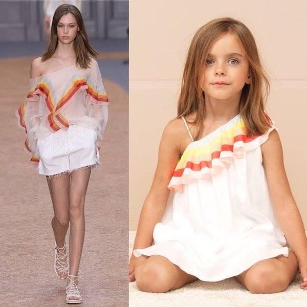 CHLOE-Girls-Mini-ME-White-Viscose-Red-Yellow-Organza-Ruffle-Dress