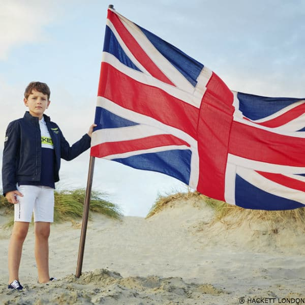 Hackett London Boys Spring Summer 2017 Collection