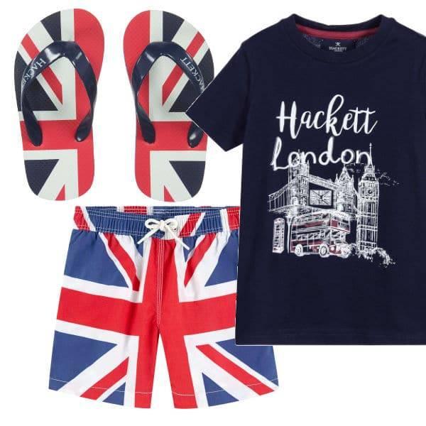 Hackett London Union Jack