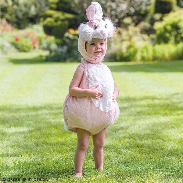 DRESS UP BY DESIGN Baby Bunny Dress-Up Costume