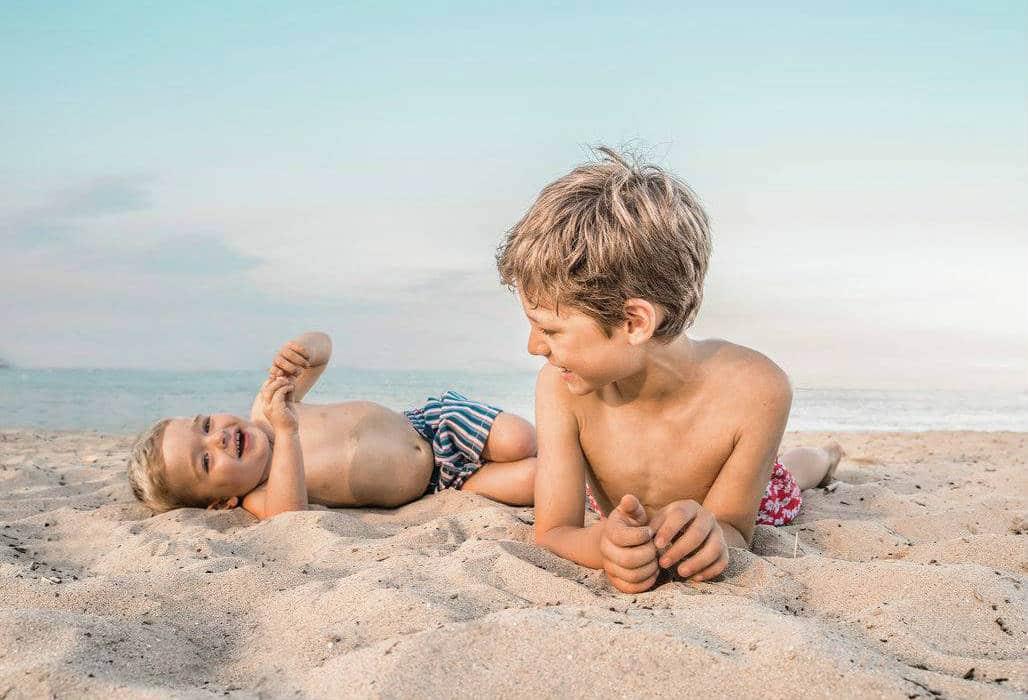 Archimede Beachwear for Kids