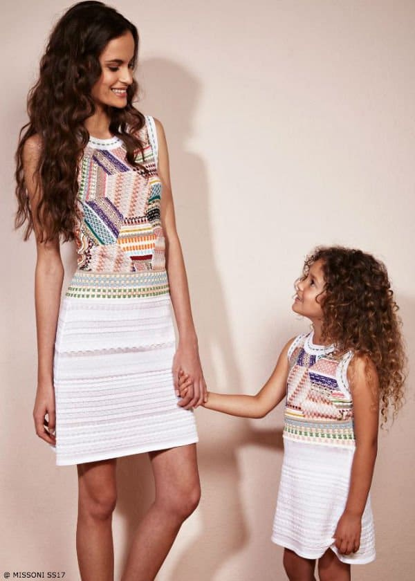 Missoni MINIMiss Mommy Me SS17 Collection