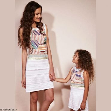 Missoni MiniMiss Girls Spring Summer 2017 Collection