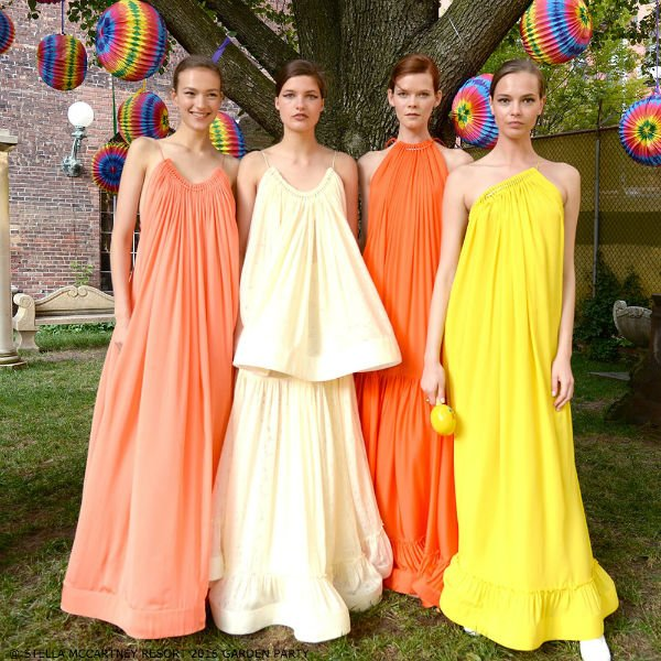 Stella McCartney 2016 Resort Garden Party Dresses