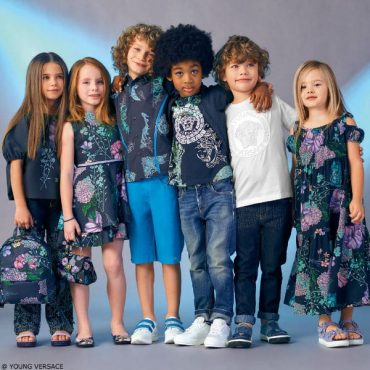 Young Versace Floral & Borrocco Trends Spring Summer 2017