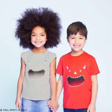 Paul Smith Junior Girls & Boys Monster Tshirts