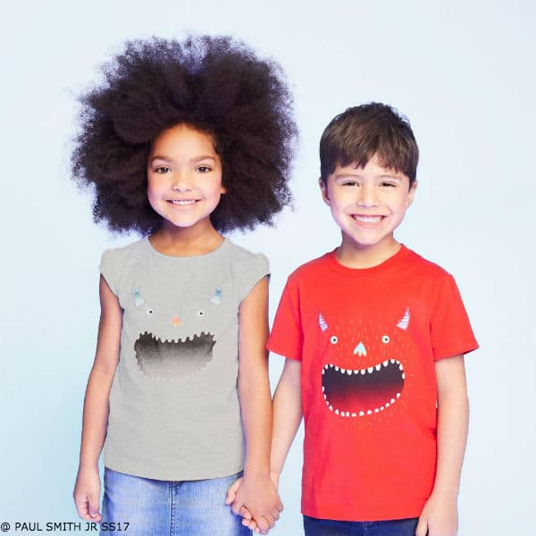 Paul Smith Junior Girls & Boys Monster Tshirts