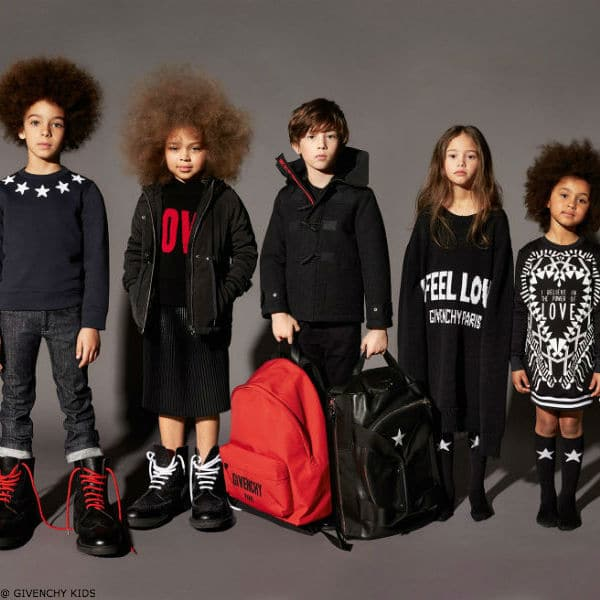 Givenchy Kids Fall Winter 2017 18