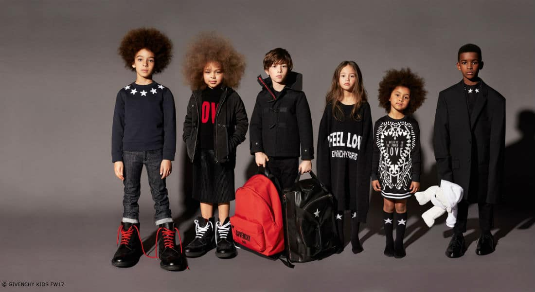 Givenchy Kids Designer Clothes from France