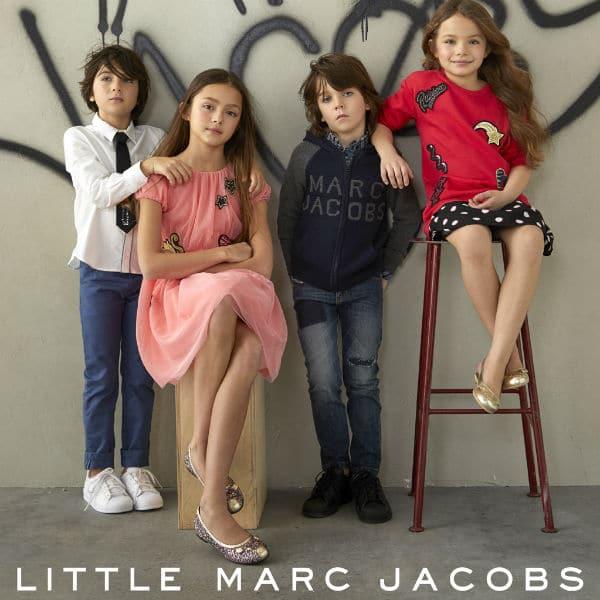 Little Marc Jacobs Kids Mini Me Collection FW17