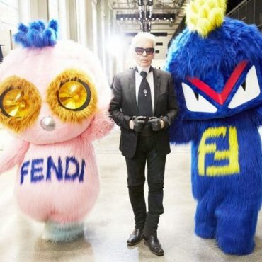 Fendirumi Karl Lagerfeld Fendi Fall 2016 Fashion Week