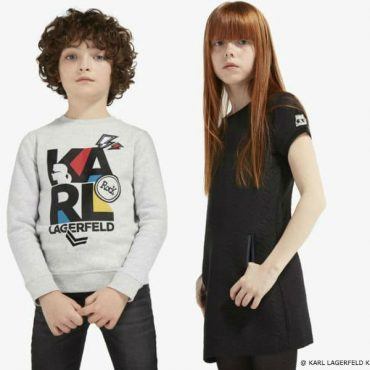 Karl Lagerfeld Kids Mini Me Collection FW17-18