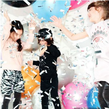 Kenzo Kids Party Exclusive Collection Childrensalon