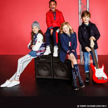 Tommy Hilfiger Kids Rock Circus Collection FW17