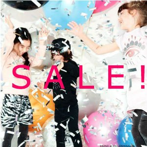 Childrensalon Designer Kids Clothing Winter 2018 Clearance SALE