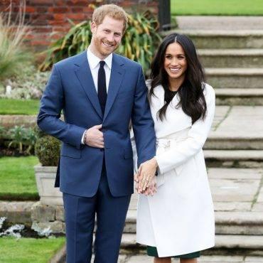 Prince Harry Announces Meghan Markle Engagement