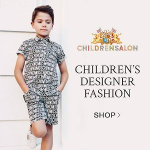 Childrensalon Boys Fashion SS18