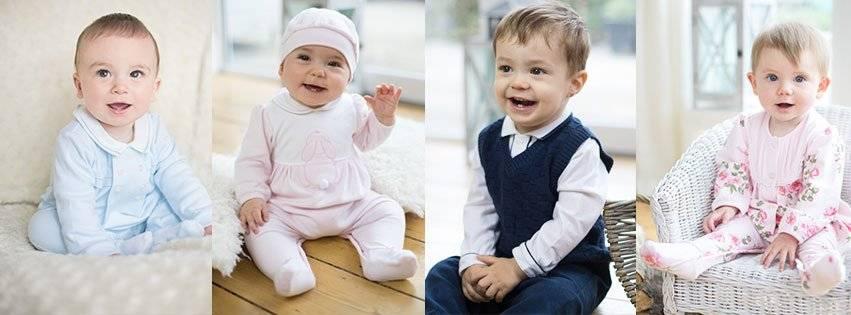 Emile et Rose baby clothes