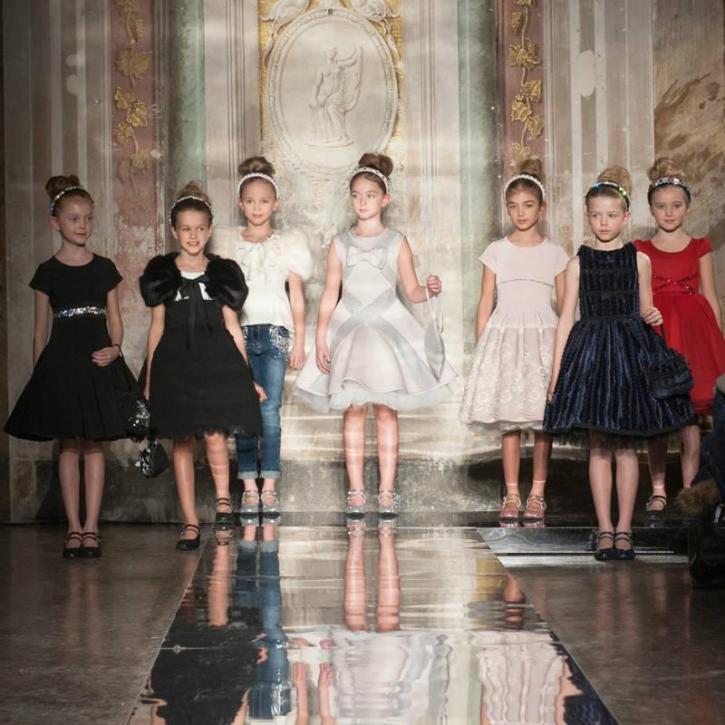 Monnalisa Kids Fashion Show