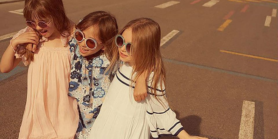 Chloé Girls Mini Me Clothing from France