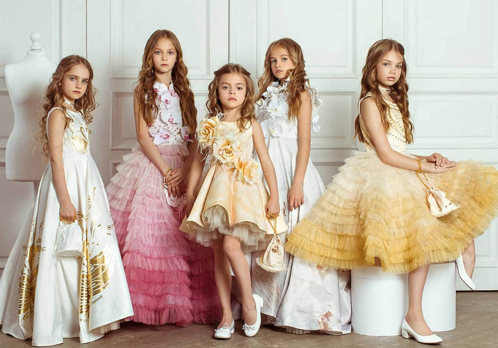 Gucci Luxury Designer Children's Clothing from Italy