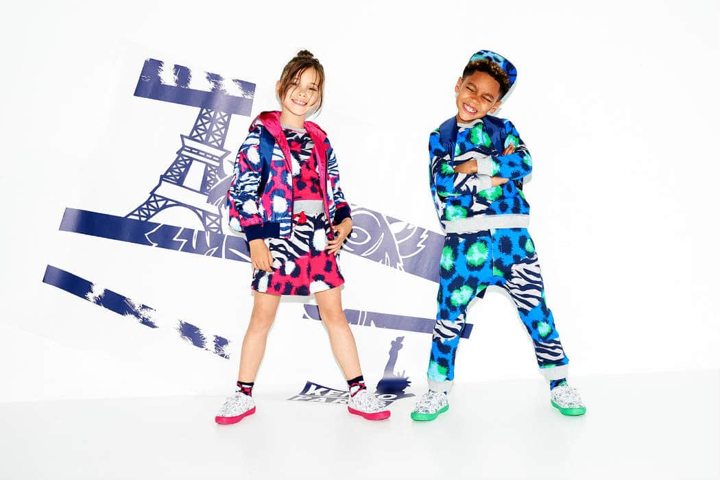 Kenzo Designer kids clothes from France