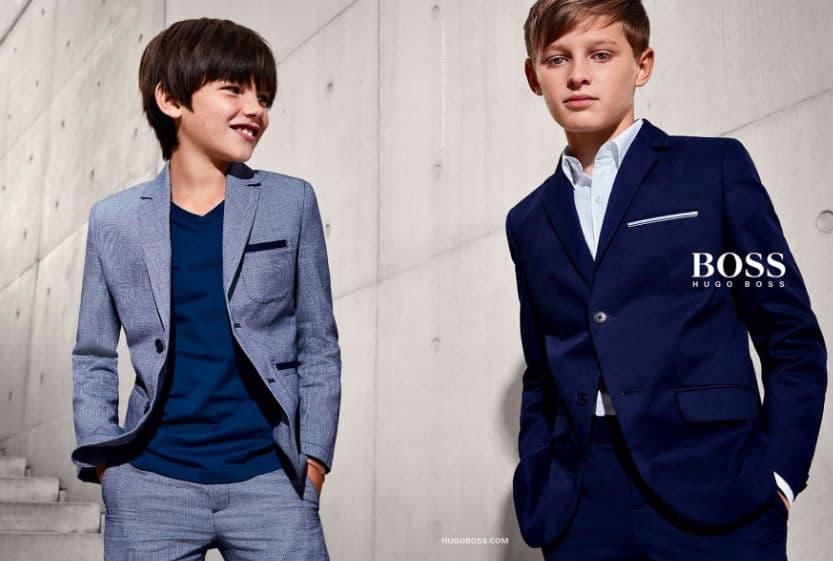 hugo boss kids spring summer 2018 � dashin fashion