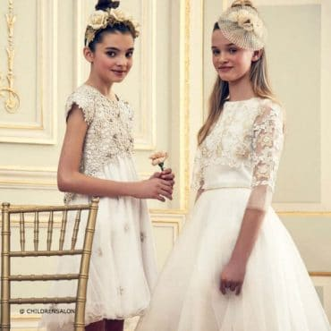 The Wedding Edit by Childrensalon - Celebrate 2018 Wedding Season in Style