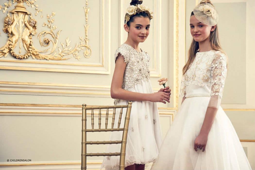 The Wedding Edit by Childrensalon Graci Lesy David Charles Dresses