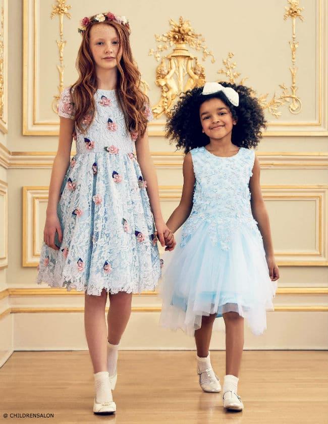The Wedding Edit by Childrensalon - Lesy & Le Mu Dresses